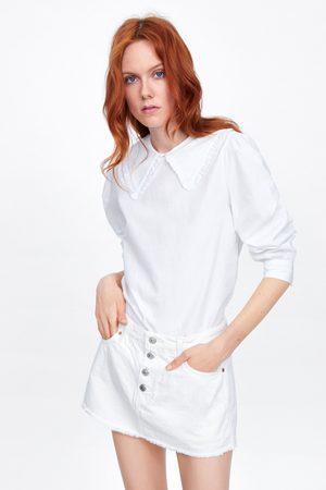 Zara Saia bermuda zw premium white