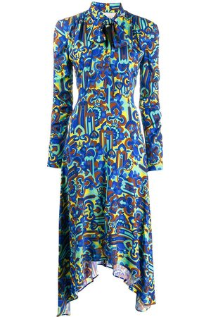 La DoubleJ Martha midi dress