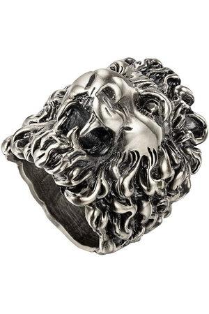 Gucci Senhora Anéis - Ring with lion head