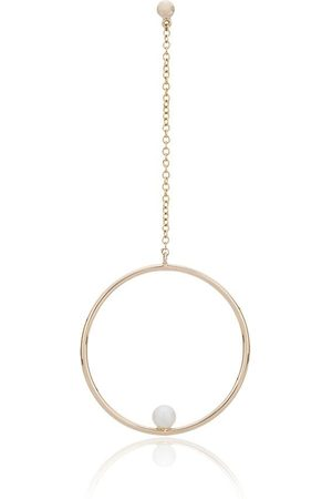 Anissa Kermiche Rondeur perlee chain earring