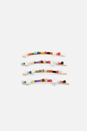 Zara Pack ganchos combinados às cores