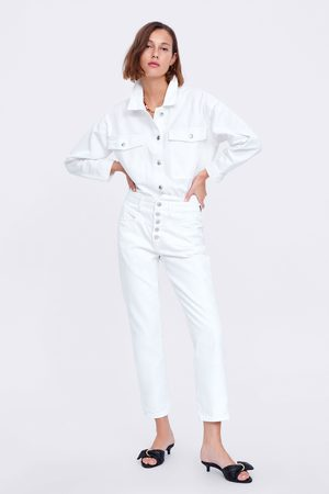 Zara Senhora Retos - Jeans zw premium 80's straight