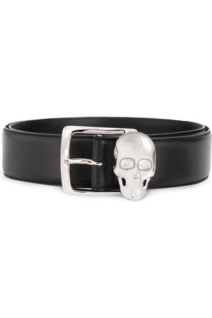 Philipp Plein Homem Cintos - Skull belt