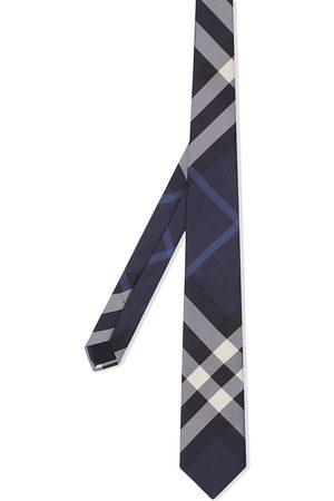 Burberry Homem Laços de Colarinho - Classic cut check tie