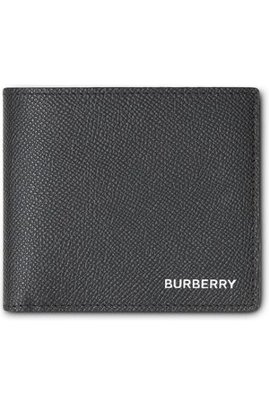 Burberry Homem Bolsas & Carteiras - Grainy Leather International Bifold Coin Wallet