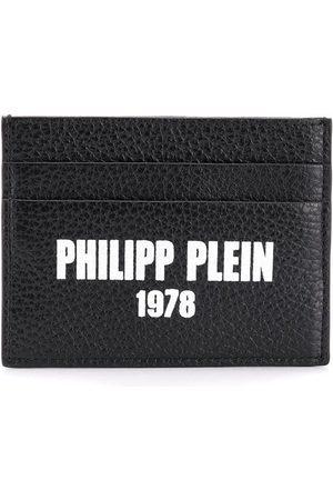 Philipp Plein Homem Bolsas & Carteiras - Logo credit card holder