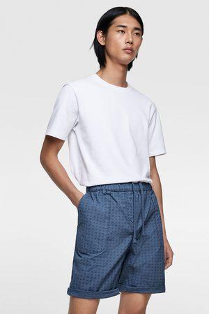 Zara Calções bermuda reversíveis