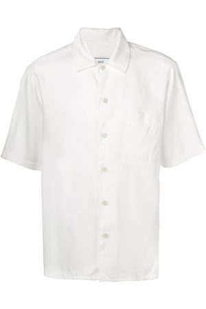 Ami CAMP COLLAR SHORT SLEEVE SHIRT