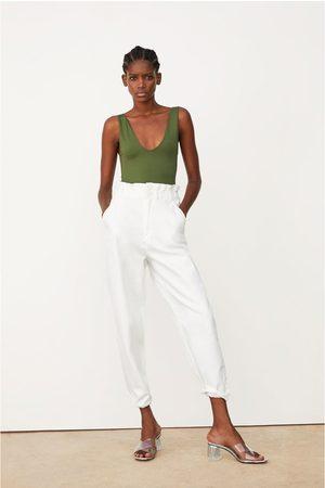 Zara Body de alças