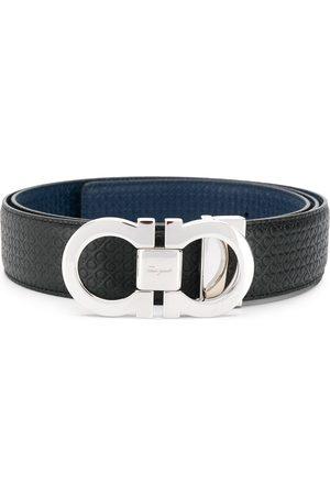 Salvatore Ferragamo Reversible Gancini-buckle belt