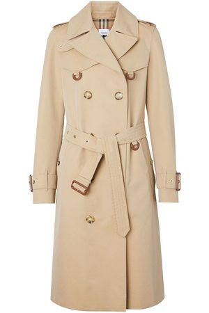Burberry D-ring Gabardine trench coat