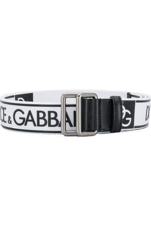Dolce & Gabbana Logo belt