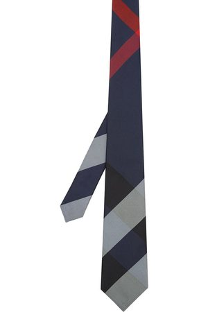 Burberry Checked tie