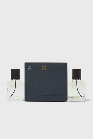 Zara GOLD + SILVER 30 ML