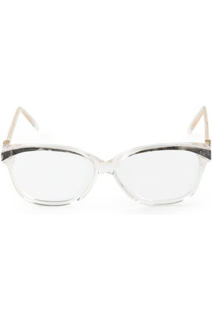 Yves Saint Laurent Marble detailing glasses