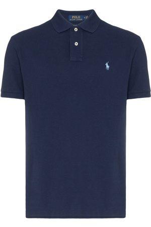 Polo Ralph Lauren Homem Formal - Logo embroidered polo shirt