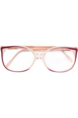 Yves Saint Laurent Oval frame glasses