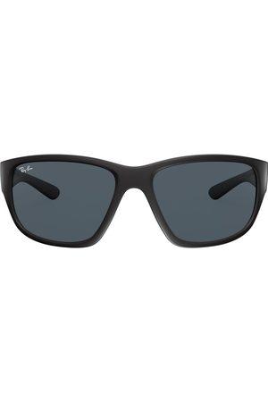 Ray-Ban Matte square sunglasses