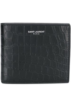 Saint Laurent East/West wallet