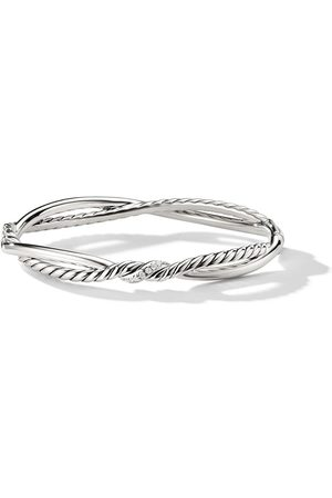 David Yurman Continuance Small Station diamond bracelet