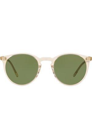 Oliver Peoples Senhora Óculos de Sol - O'Malley round sunglasses