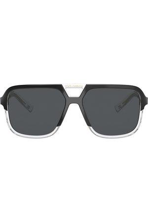 Dolce & Gabbana Homem Óculos de Sol - Aviator sunglasses