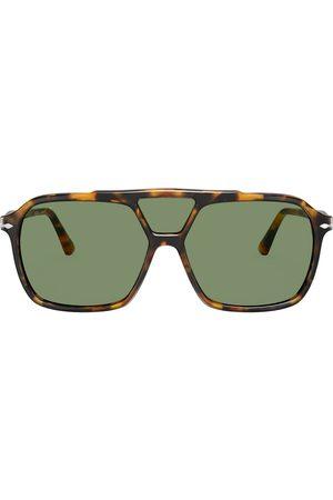 Persol Square oversized sunglasses