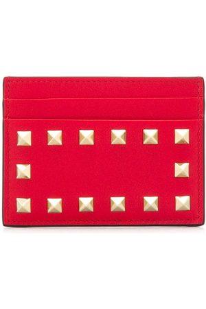 Valentino Senhora Bolsas & Carteiras - Garavani Rockstud leather card holder