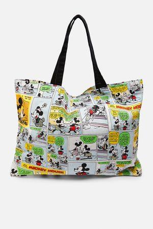 Zara Saco tote bag mickey mouse © disney