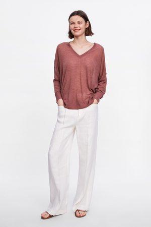 Zara Sweater de malha oversize