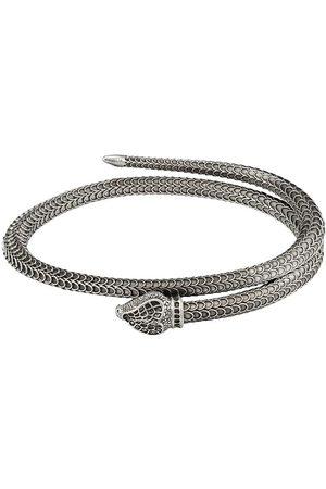 Gucci Metal snake bracelet