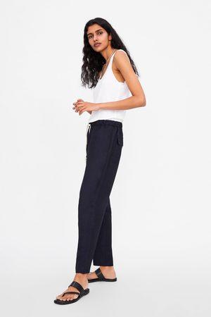 Zara Calças estilo pijama