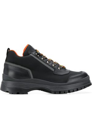 Prada Lace-up trekking boots