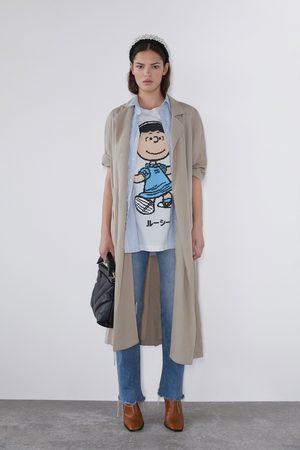 Zara T-shirt lucy amiga snoopy ®peanuts