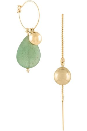 Petite Grand Jade Drop earrings