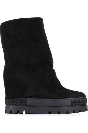 Casadei Wide ankle boots