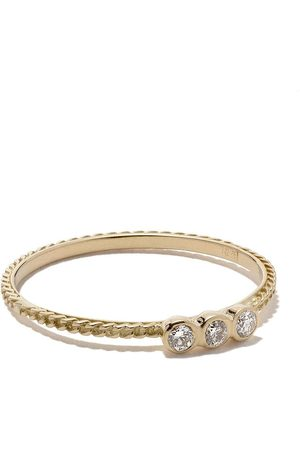 WOUTERS & HENDRIX 18kt Chain Diamond ring