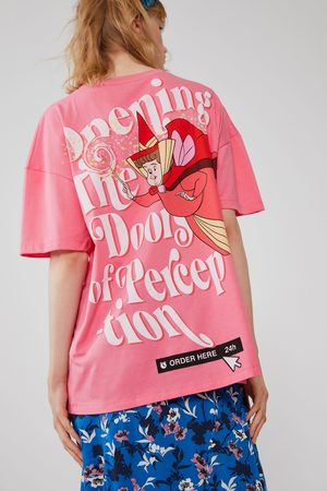 Zara T-shirt sleeping beauty ©disney