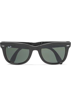 Ray-Ban Homem Óculos de Sol - Wayfarer Folding Acetate Sunglasses