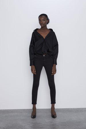 Zara Senhora Skinny - Jeans z1975 skinny