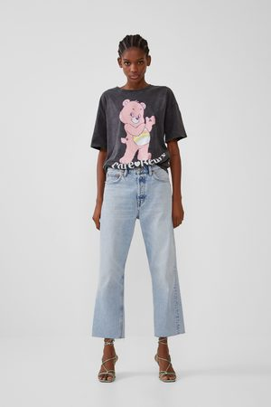 Zara Senhora T-shirts & Manga Curta - T-shirt care bears ™
