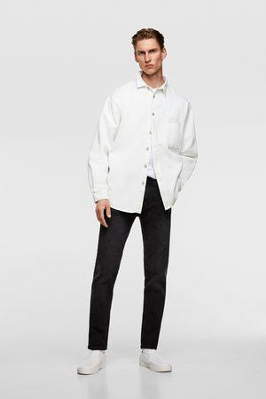 Zara Jeans slim básicos