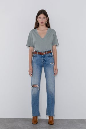 Zara T-shirt básica oversize