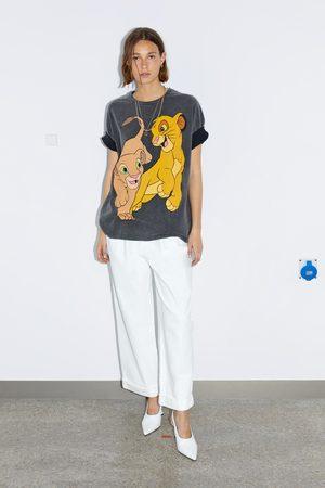 Zara T-shirt o rei leão ©disney