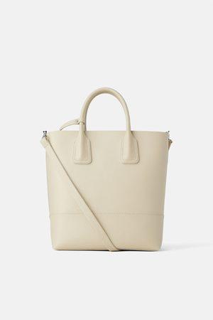 Zara Tote bag com pochette