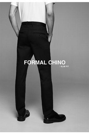 Zara Calças chino slim