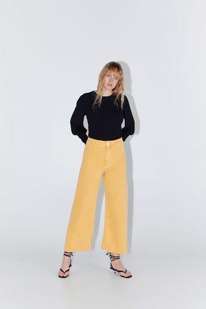 Zara Jeans zw premium marine straight