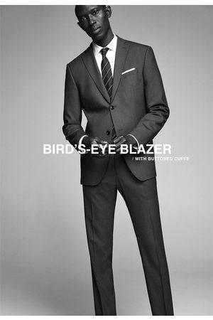 Zara Blazer conjunto olho de perdiz