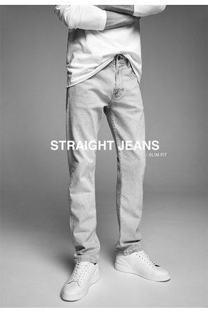 Zara Jeans básicos slim straight