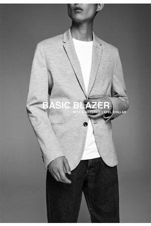 Zara Blazer básico estrutura